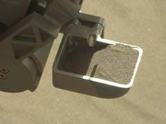 Curiosity Rover Tastes Scooped Sand For First Time On Mars