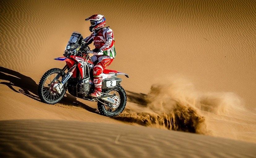 Dakar 2016: Paulo Goncalves on Top After Stage 7; Barreda Retires