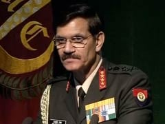 Maintain Preparedness At 'Disputed Borders': Army Chief Dalbir Singh Suhag