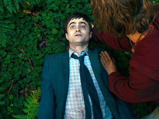 Weirdest Movie at Sundance Stars Daniel Radcliffe as a Flatulent Corpse