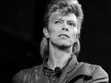 David Bowie's <I>Blackstar</I> Poised to Be His First Number 1 Album in USA