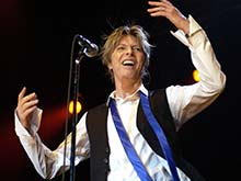 For David Bowie, The Thin White Duke, Inspiration was Black
