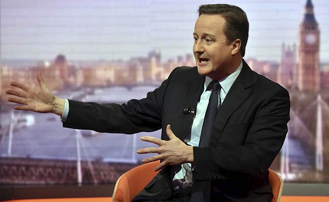 David Cameron Says Would Have To Make EU Exit Work If Public Vote For It