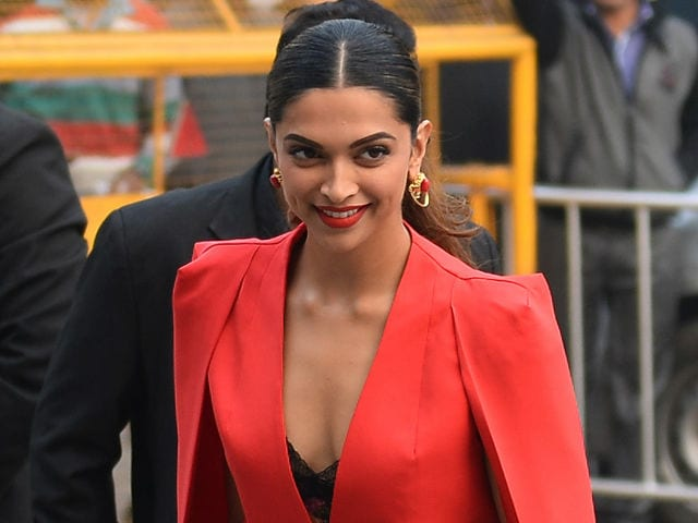The xXx Factor: Deepika Padukone is 'Very Nervous' About Hollywood Debut