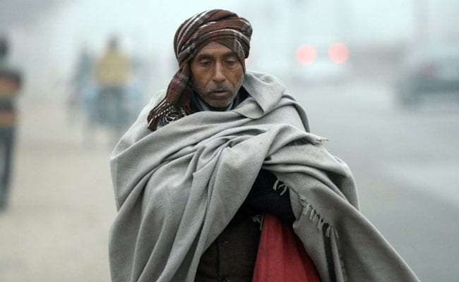 उत्तर भारत के पहाड़ी इलाकों में तापमान शून्य से नीचे, ठंड का प्रकोप जारी