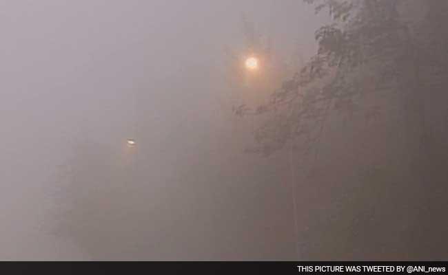 Dense Fog In Delhi Hits Flights, Over 100 Affected