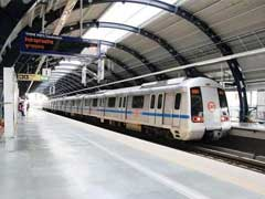 Special Metro Train To Spread Message Of Patriotism For Next Two Months