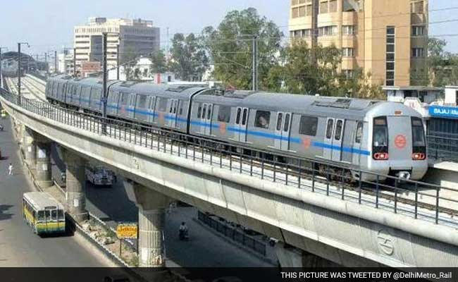 Repair Roads Damaged Due To Metro Work: Delhi Government Tells DMRC
