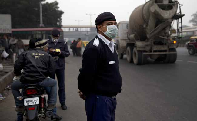 In Delhi's Toxic Air, Breathing Troubles For A Third Of Its People