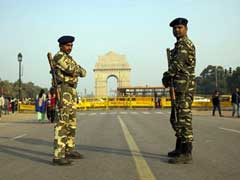Delhi Turns Into Fortress For Republic Day With 50,000 Securitymen