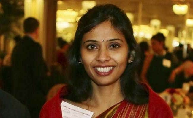Ramdas Athawale's Request For Devyani Khobragade As Private Secretary Turned Down