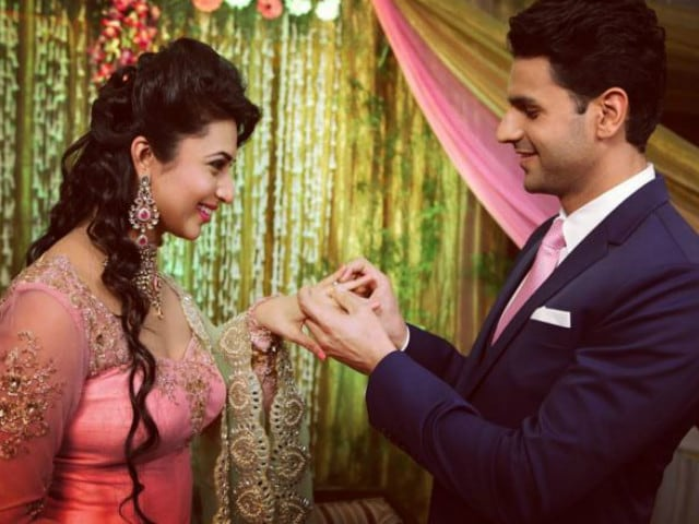 Divyanka Tripathi, Vivek Dahiya Are 'Extremely Happy' to be Engaged