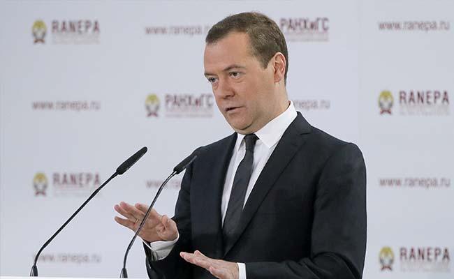 दमित्री मेदवेदेव फिर बने रूस के प्रधानमंत्री