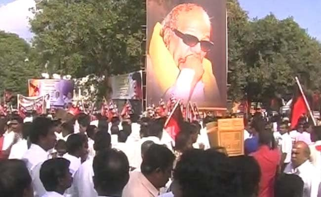 With Polls Just 5 Months Away, DMK Takes On Jayalalithaa Over Chennai Floods