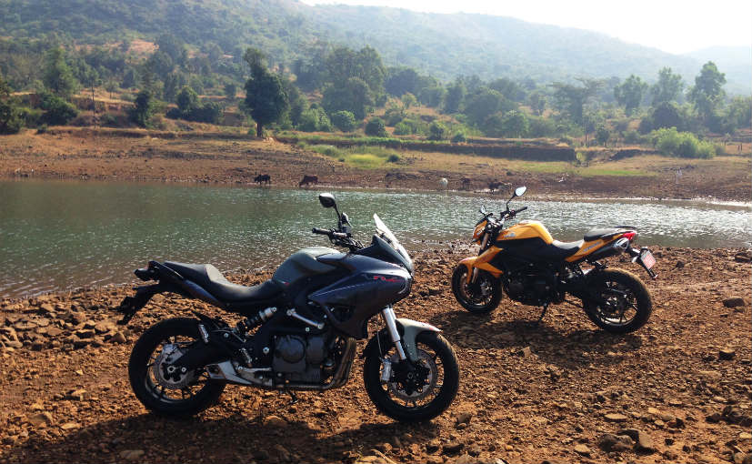 Benelli TNT 600 GT, TNT 600i Review