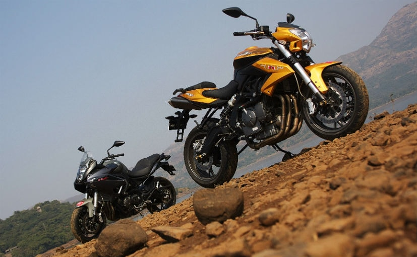 DSK Benelli TNT 600 GT, TNT 600i Review