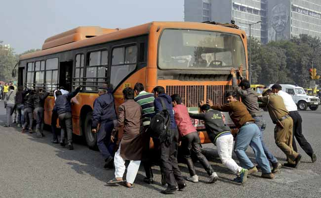 Odd-Even Plan: 4 Million Commuters Estimated To Have Travelled In DTC Buses