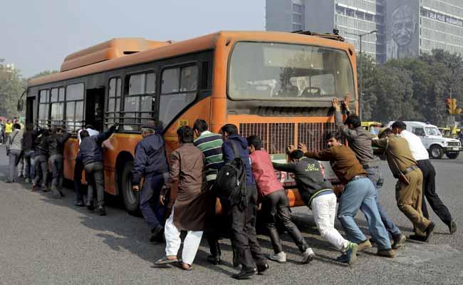 दिल्ली परिवहन निगम को एनजीटी की फटकार, कहा- डीटीसी बसें बहुत शोर मचाती हैं
