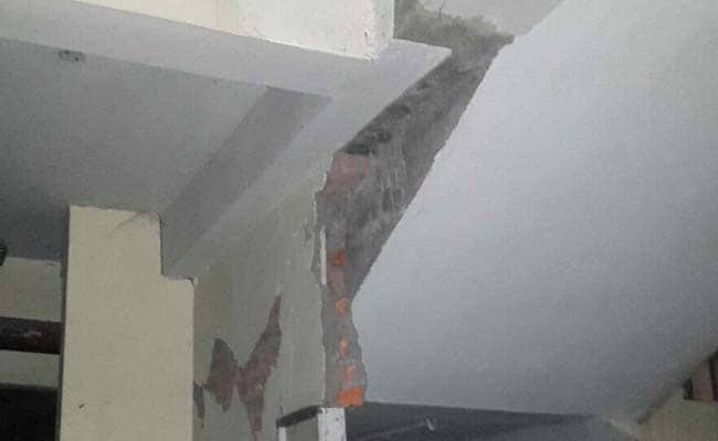 Northeast Earthquake: 20 Persons Injured In Assam, Buildings Develop Cracks