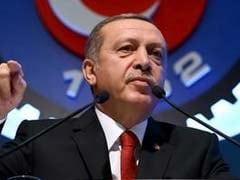 Turkey President Erdogan Says Syria Ceasefire Must Not Include Kurdish Militia