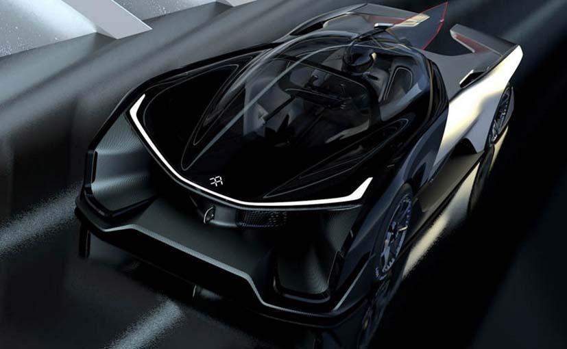 Faraday Future Reveals FFZERO1 Concept Car