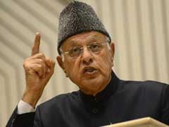 """Win Hearts Of People First"": Farooq Abdullah On Handling Article 35A"