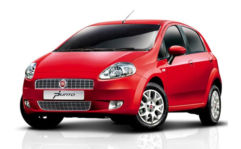 fiat punto pure edition to launch in january 2016 ndtv carandbike. Black Bedroom Furniture Sets. Home Design Ideas