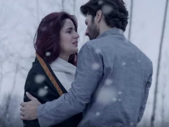 Fitoor Trailer: Aditya, Katrina's Love Saga and a Picturesque Kashmir