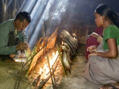 In India, Remote Villages Hold Fast To Food Traditions
