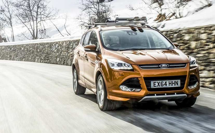 Ford Announces Plans To Launch Four New Suvs By 2020 Ndtv Carandbike