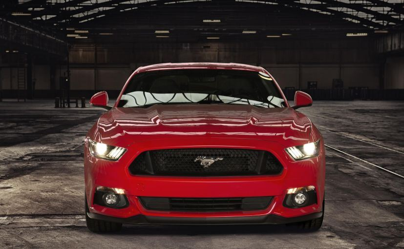 Ford Says Mustang World's Best-Selling Sports Coupe of 2015