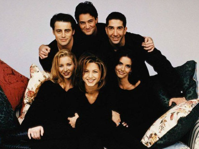 A F.R.I.E.N.D.S Reunion (of Sorts) Did Happen. Here's Proof