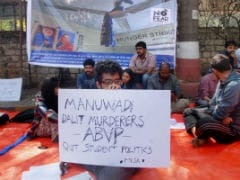 To Express Solidarity For Rohith Vemula, FTII Students Hold Hunger Strike