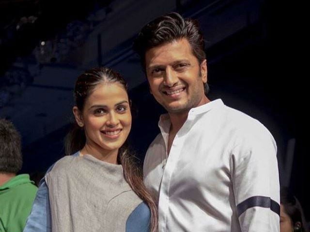 Riteish Deshmukh's Message to Genelia Will Make You Smile