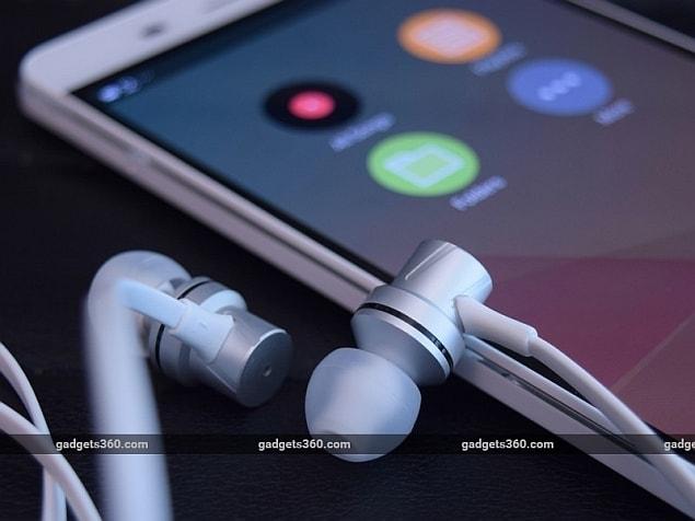 Gionee Marathon M5 earphone ndtv