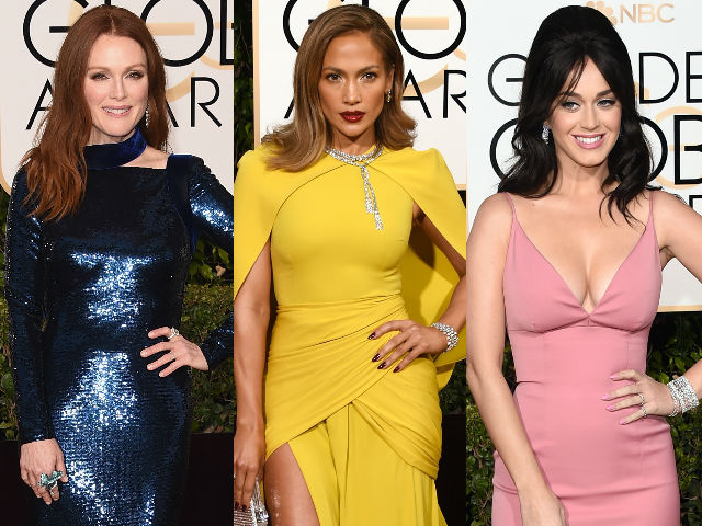 Golden Globes Red Carpet Report: The Good, the Bad and the Plain Ugly