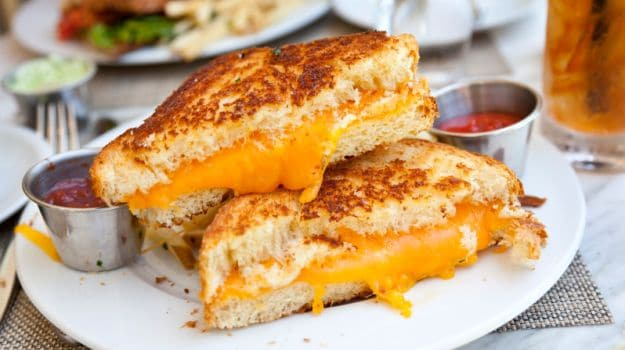 How to Make the Perfect Grilled Cheese Toast