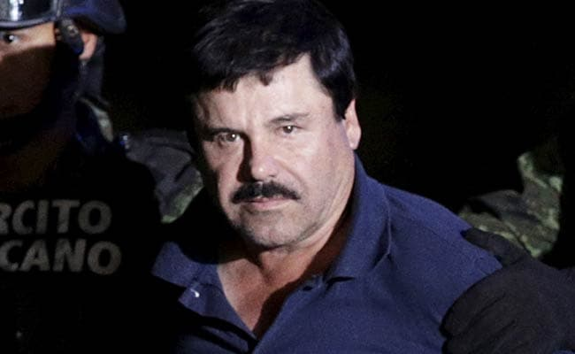 Drug Lord Guzman Closer To US Trial As Mexico Starts Extradition Process