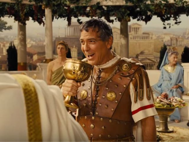 George Clooney's Hail Caesar! Teaser Will Make You ROFL
