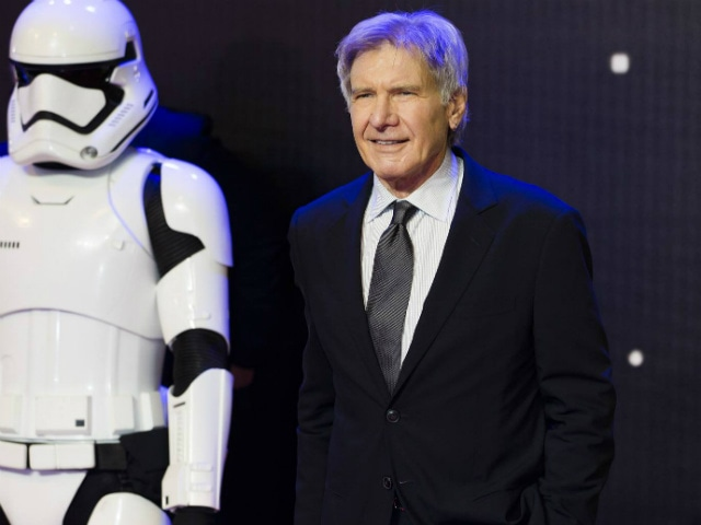 Harrison Ford Named As Highest Grossing Hollywood Actor