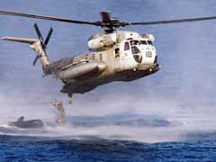US Searching For 2 Military Helicopters After Reported Crash
