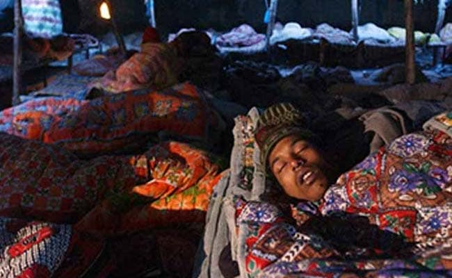 Desperate For Slumber, Homeless Encounter A 'Sleep Mafia'