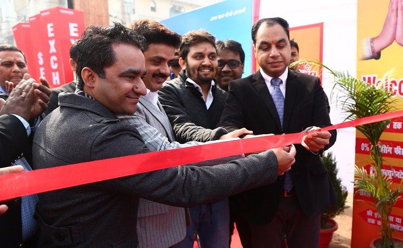 Honda Kick-Starts Maha Exchange Mela in Delhi