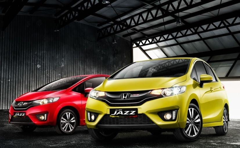 Honda Jazz RS May Be Showcased at Auto Expo 2016