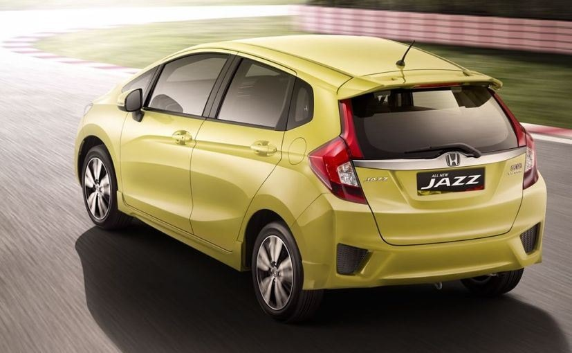 Honda Jazz Rs May Be Showcased At Auto Expo 2016 Ndtv