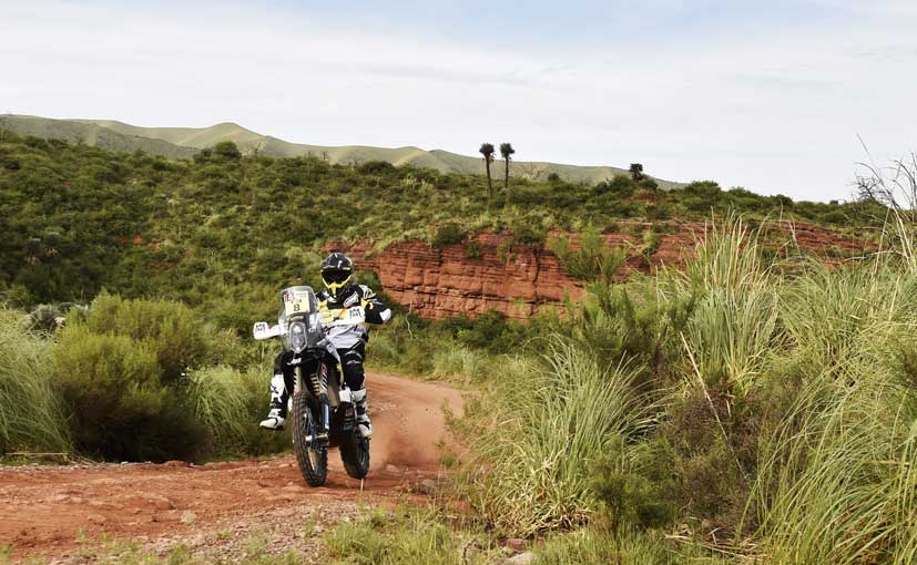 Dakar Rally: Husqvarna's Ruben Faria Comes 2nd in Stage 2, KTM's Toby Price Wins