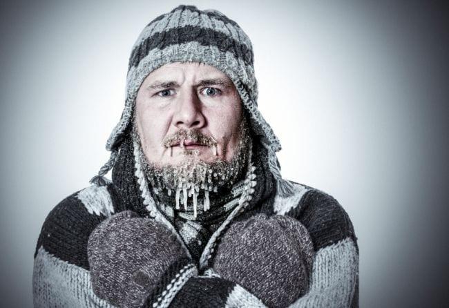 hypothermia winters