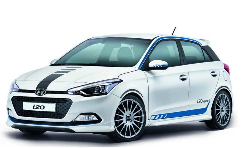 Hyundai I20 Sport With Turbo Engine Launched May Come To India