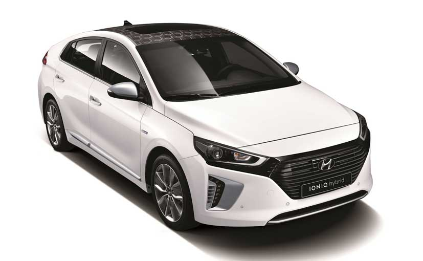 Used Car Loan >> Hyundai IONIQ Hybrid Launched in Korea - NDTV CarAndBike