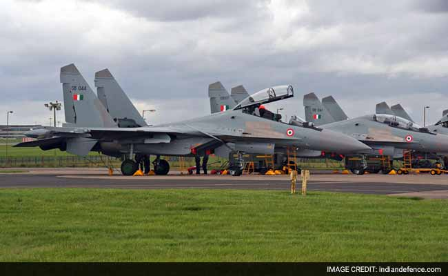 Security Tightened Around Indian Air Force's Chabua Airbase In Assam